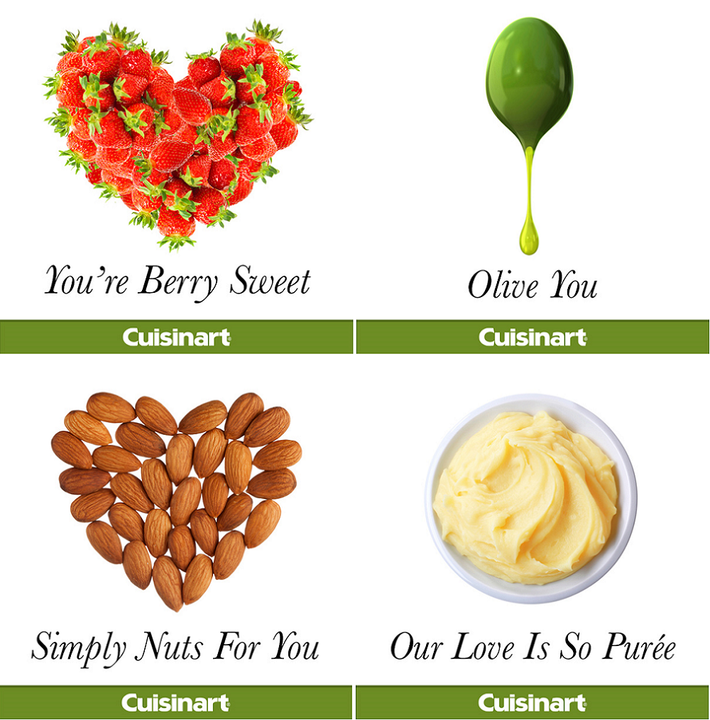 Cuisineart sosyal medya paylaşım görsel tasarımı