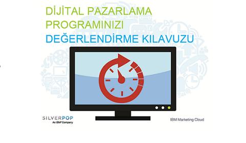 Dijital Pazarlama Programınızı Değerlendirme Kılavuzu
