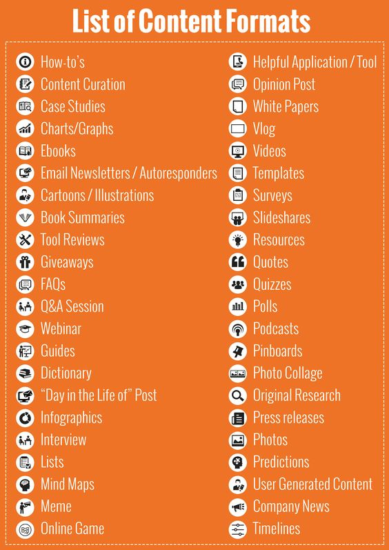 Content Marketing Stratejileri İçerik Örnekleri Listesi