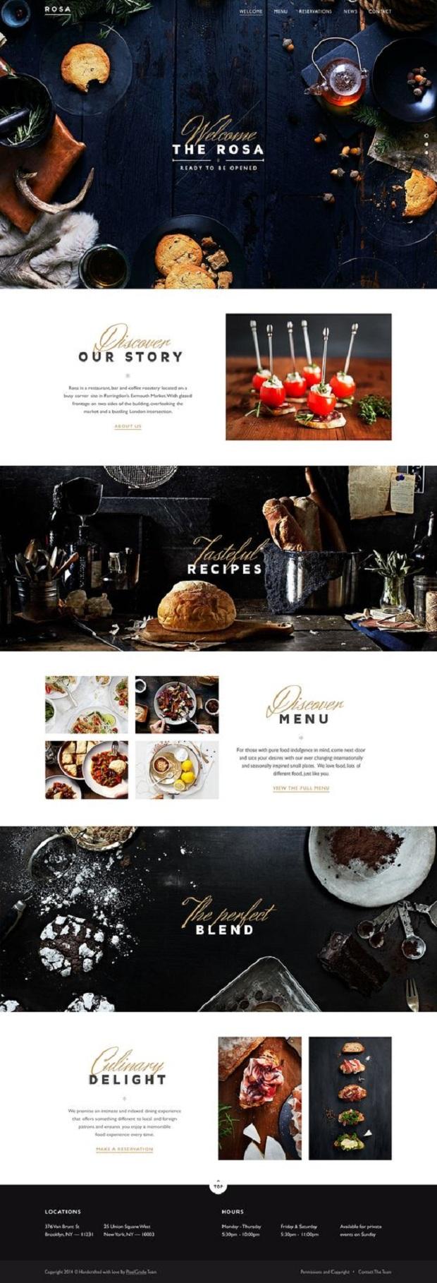 kreatif websitesi tasarım örnekleri